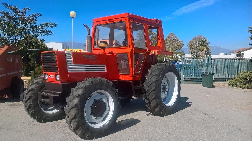 FIAT 1180 DT CABINA