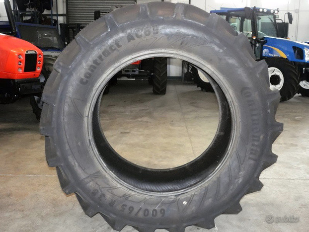 Gomme nuove Continental 600-65r38