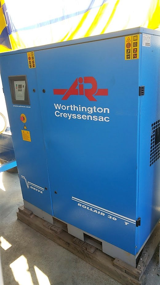 COMPRESSORE WORTH.-CREY. ROLLAIR 30T