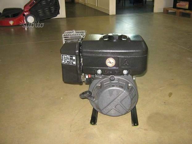 Motopompa Lombardini 8 hp nuova