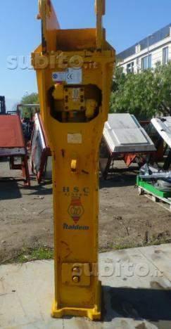 Martello demolitore idr. nuovo Italdem GK1351S