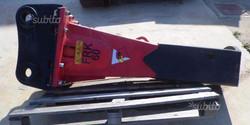 Martello demolitore idraulico FRK 60-600