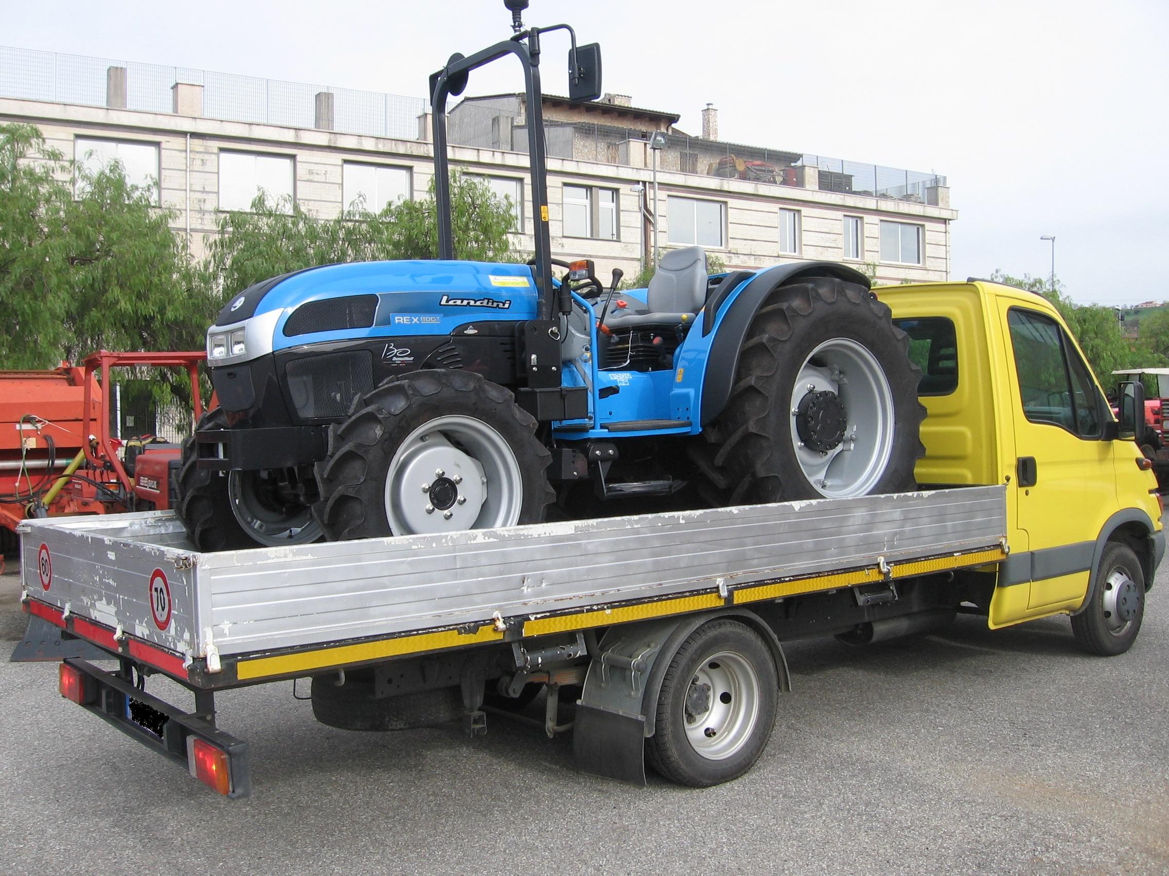 LANDINI REX 80 GT