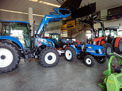 CONSEGNA NEW HOLLAND BOOMER 35