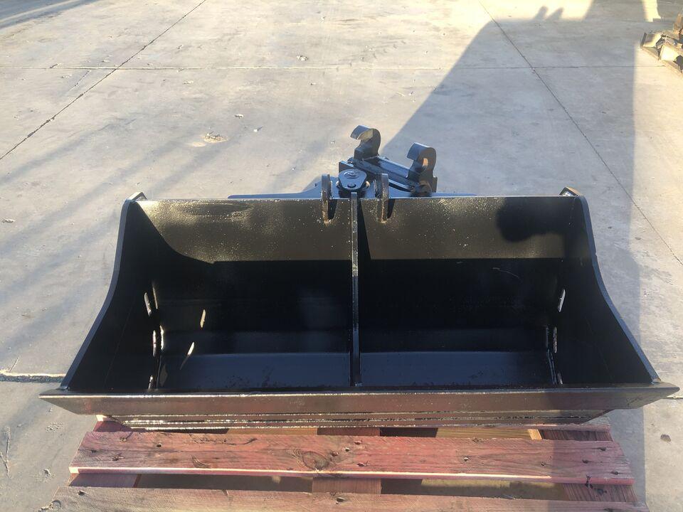 Benna pulifossi cm 100 spostamento idraulico NUOVA