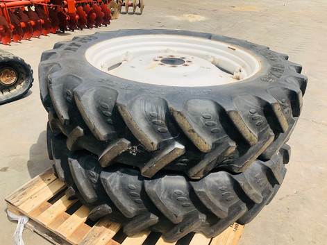 GOMME AGRIMAX 340/85R38 SEMINUOVE