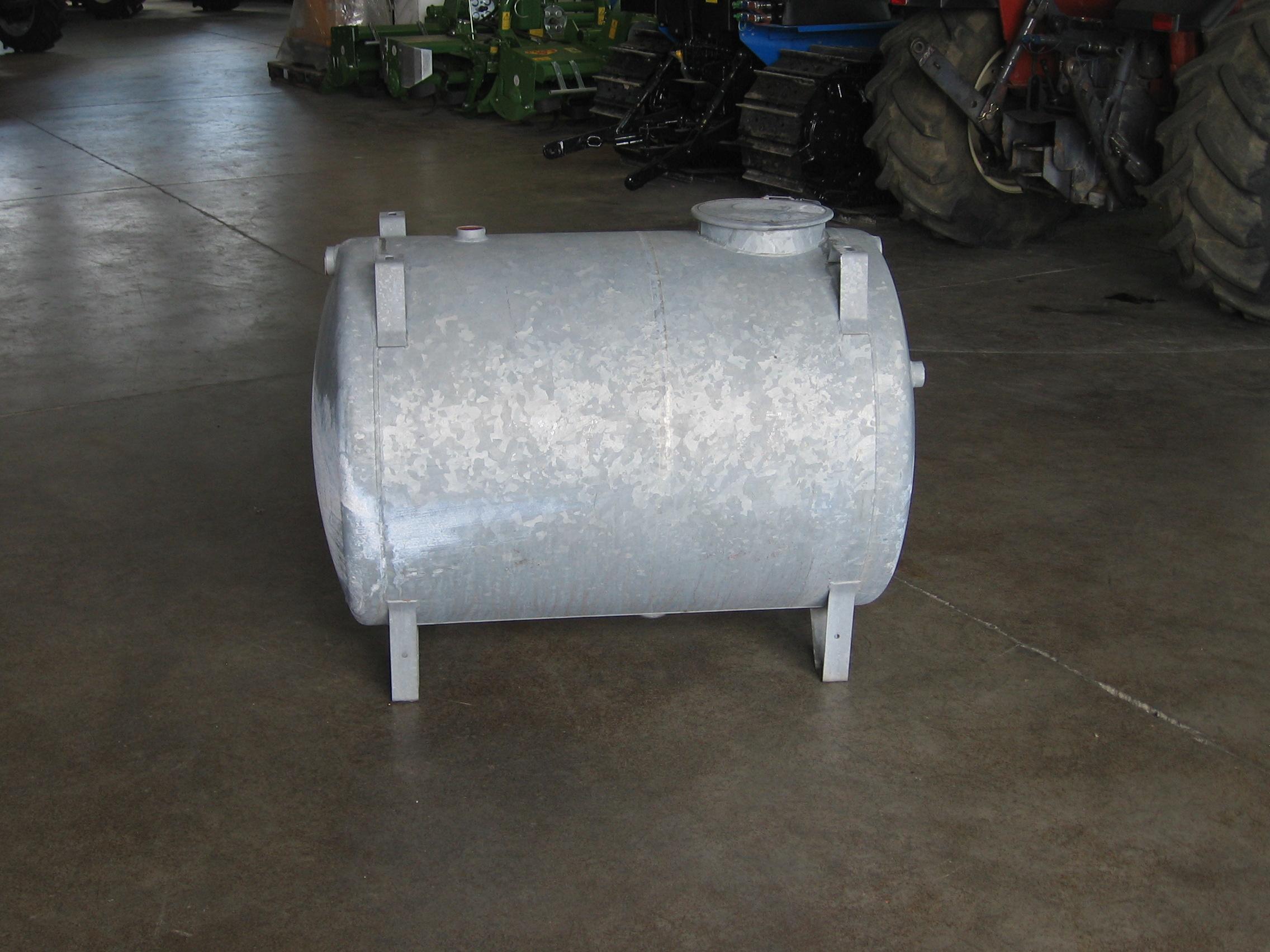 Serbatoio zincato 500 lt nuovo  ELBI