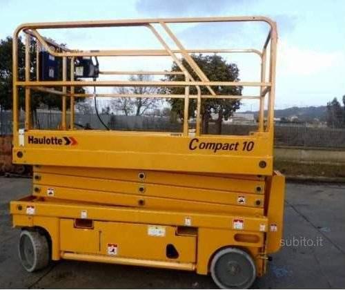 Piattaforma Haulotte compact 10