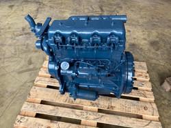 Motore perkins 4 cilindri 65 Hp