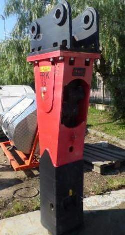 Martello demolitore idraulico FRK 95-950 KG PROMO