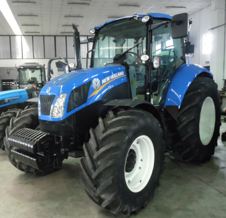New Holland T5 115 4 wd