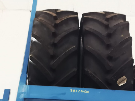 GOMME NUOVE 380/70R20