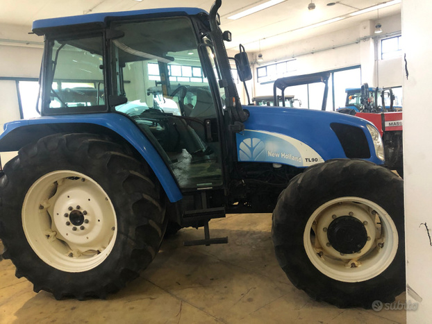 New Holland TL 90 A DT anno 2007
