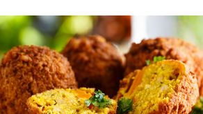 Recette : Falafels de pois chiches aux carottes