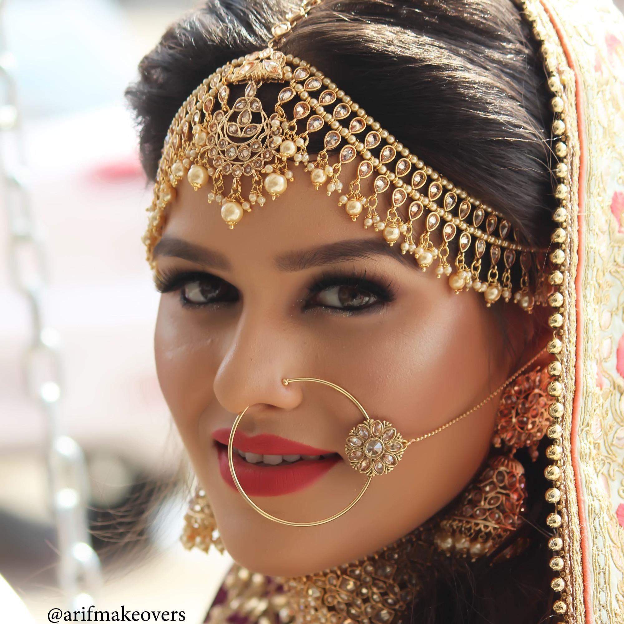 Destination Bridal Makeup