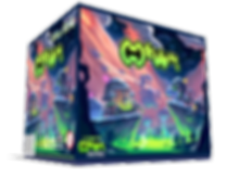 Hewns Board Game Box