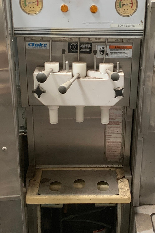 HC Duke 957R Ice Cream Machine