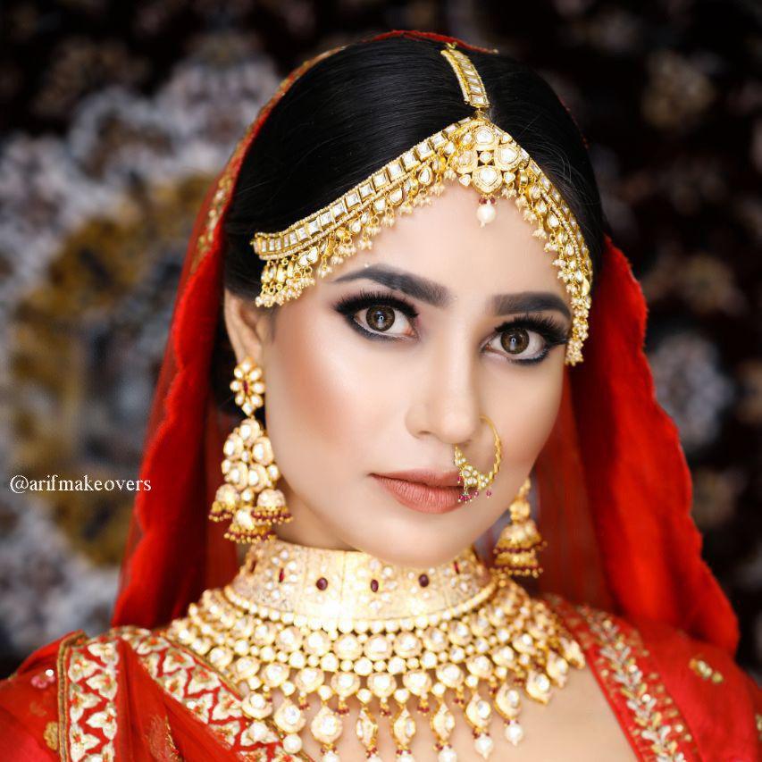 On-Studio Bridal Makeup