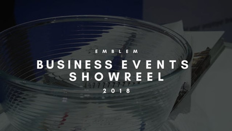 Business Events Showreel