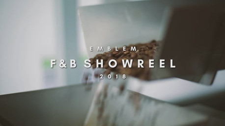 F&B Showreel