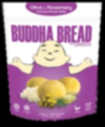 Buddha Bread Olive & Rosemary Roll