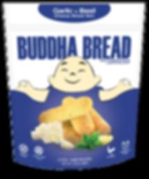 Buddha Bread Garlic & Basil Breadstix