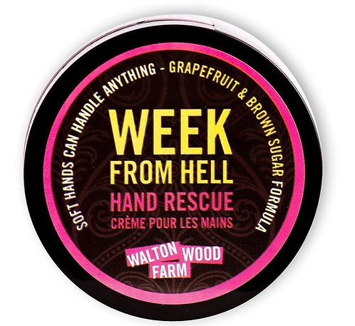 Week from Hell Hand Rescue
