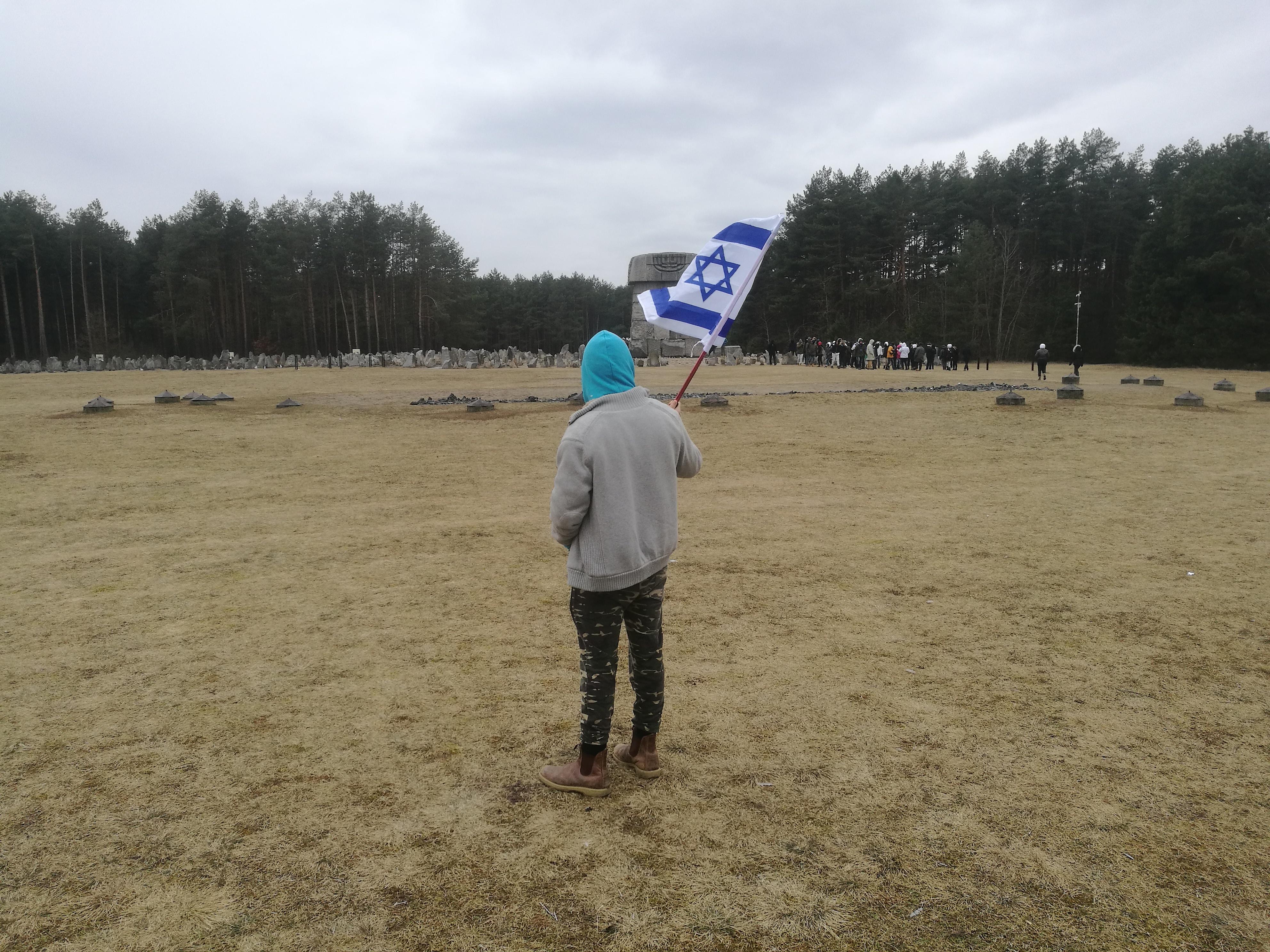 תלמיד במחנה ההשמדה טרבלינקה