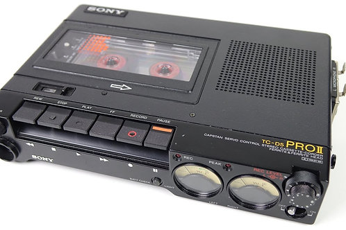 Sony tape player/recorder
