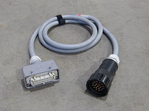 Socapex - Harting adapter