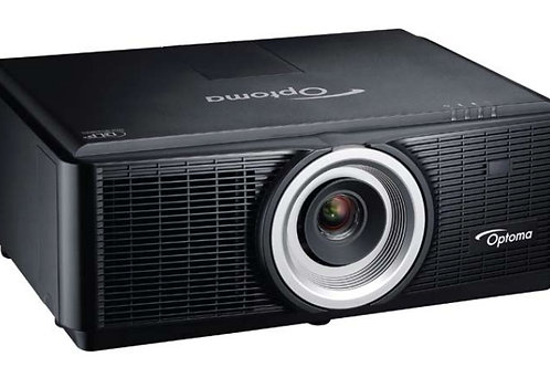Optoma EX855 Cage projector