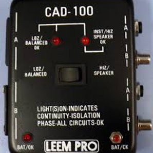 CAD - 100 Cable tester