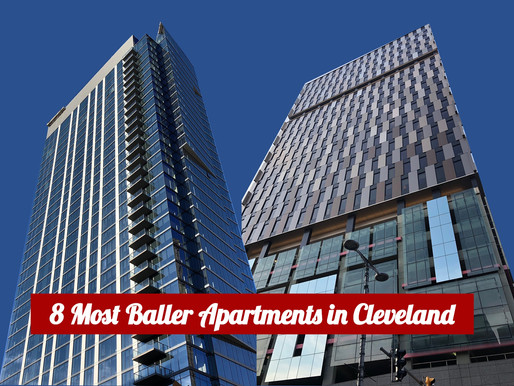 Clevelandish Cribs: 8 Most Baller Apartment Buildings in Cleveland