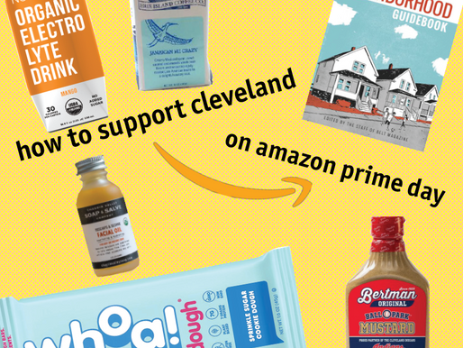 How to Support Cleveland on Amazon Prime Day