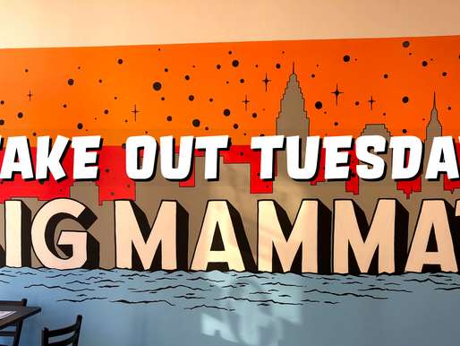 Take Out Tuesday: Big Mamma's Burritos (Gordon Square)