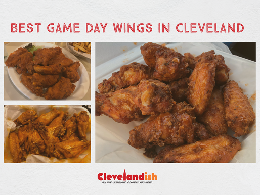 Best Game Day Wings in Cleveland