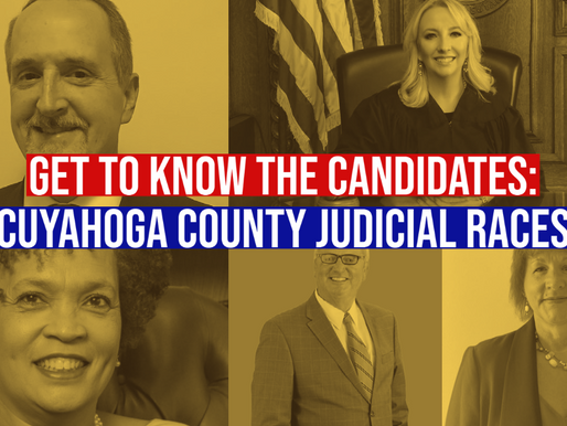 Get to Know the Candidates: Cuyahoga County Judicial Races