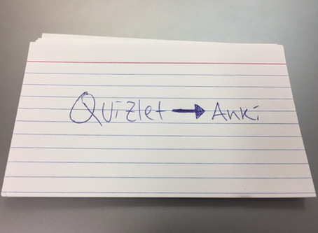 Want to import Quizlet decks into Anki? Here's how.