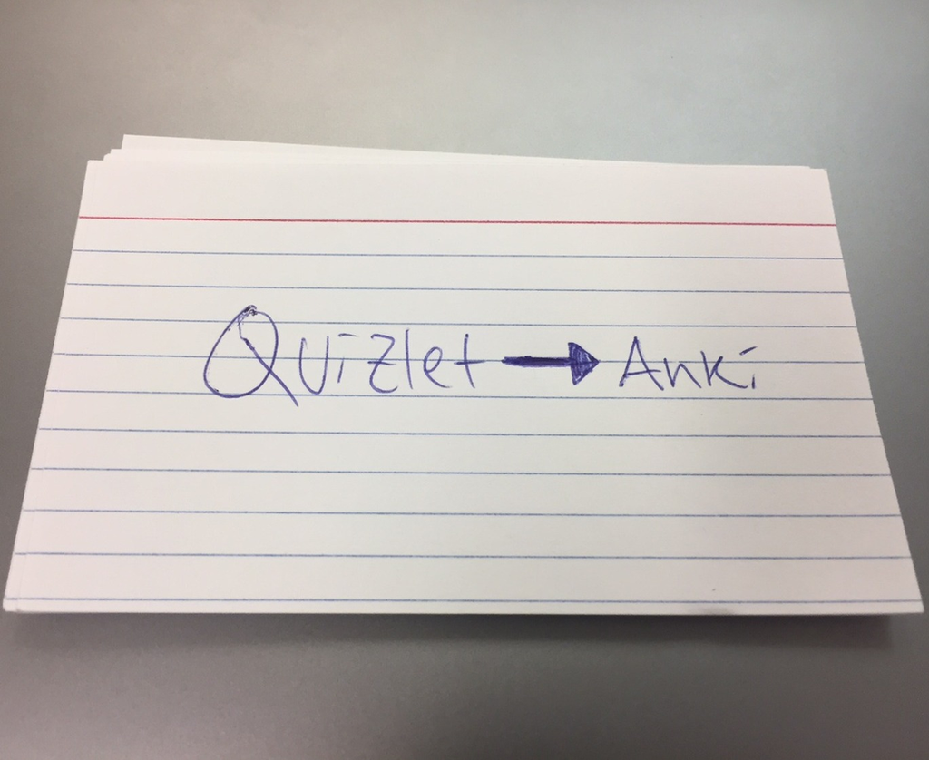 Want to import Quizlet decks into Anki? Here's how