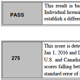 USMLE goal scores for matching as a US-allopathic senior