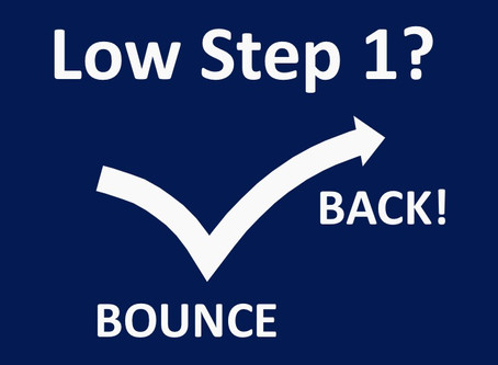 How to bounce back after a disappointing Step 1 score