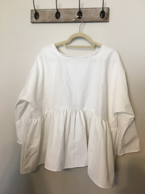 Gathered One size top