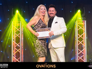 Surprise for Nicole at The Ovations