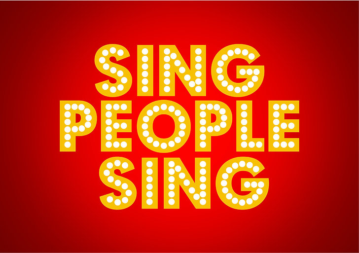 Do You Hear the People Sing? Official Musical Theatre Choir based in Bournemouth Logo