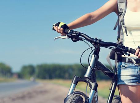 Hop On... Let's Ride a Bike!