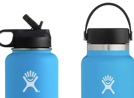 Hydro Flask — New vs. Old