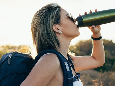 Hydration Means a Happy Hike
