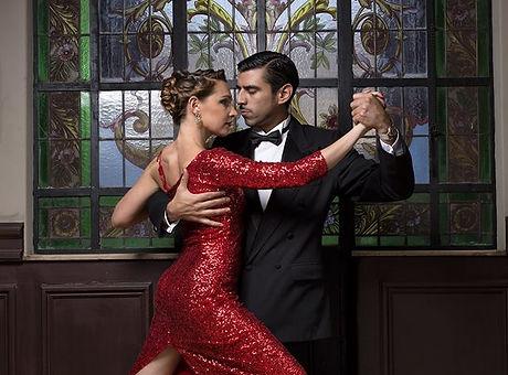 Magdalena&German tango geneva