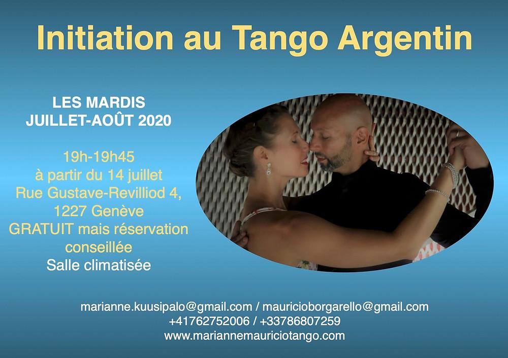 tango lesson geneva