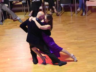 Workshop and milonga 12 January Aix-les-Bains